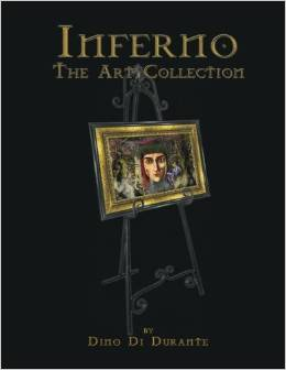Inferno - The Art Collection by Dino Di Durante