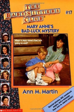 Mary Anne's Bad-Luck Mystery by Ann M. Martin