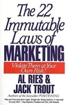 The 22 Immutable Laws of Marketing by Al Ries