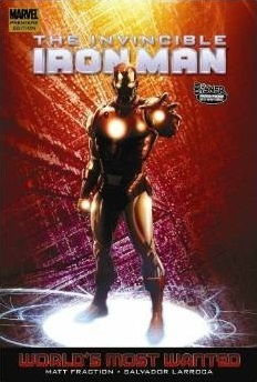 The Invincible Iron Man, Vol. 3 by Matt Fraction