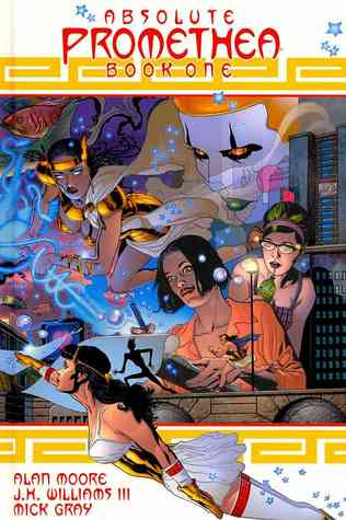Absolute Promethea, Book One by Alan Moore