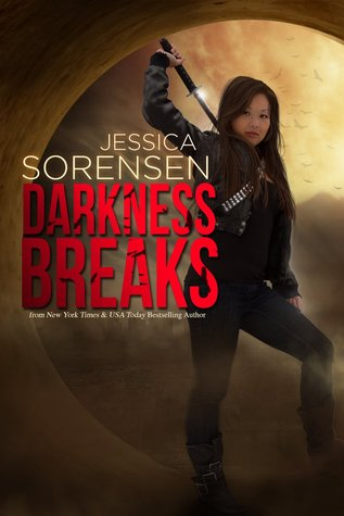 Darkness Breaks by Jessica Sorensen