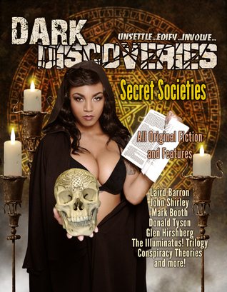 Dark Discoveries - Issue #29 by Laird Barron