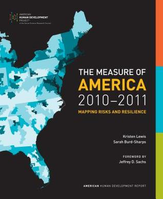 The Measure of America: Mapping Risks and Resilience