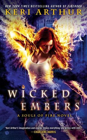 Wicked Embers (Souls of Fire, #2) - Keri Arthur