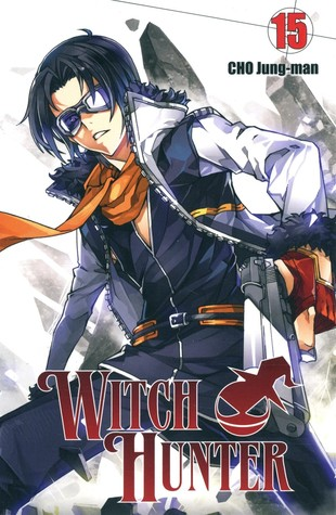 Witch Buster Vol. 15