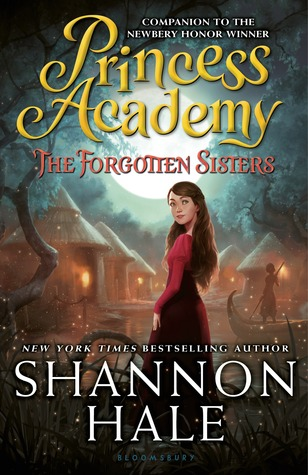 The Forgotten Sisters (Princess Academy, #3)