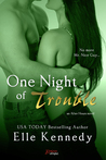 One Night of Trouble (After Hours, #3)