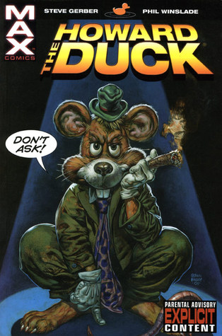 Howard the Duck MAX by Steve Gerber