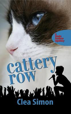 Cattery Row (Theda Krakow Mystery #2)