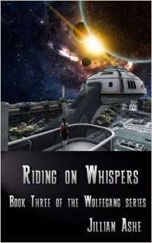 Riding on Whispers by Jillian Ashe
