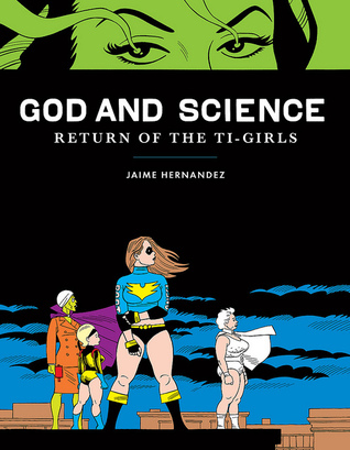 God and Science by Jaime Hernández