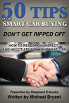 50 Tips for Smart Car Buying