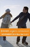 Harlequin Superromance November 2014 - Box Set 2 of 2 by Rachel Brimble