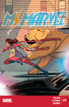 Ms. Marvel, #10: Generation Why, Part III
