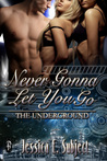 Never Gonna Let You Go (The Underground, #1)
