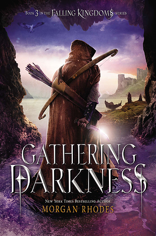 Gathering Darkness (Falling Kingdoms, #3)