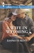 A Wife in Wyoming (Marshall Brothers #1)