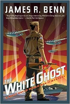 The White Ghost (Billy Boyle World War II, #10)