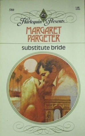Substitute Bride by Margaret Pargeter
