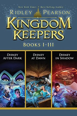 Start by marking    Kingdom Keepers Books 1-3    as Want to ReadKingdom Keepers Books