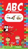 ABC of Animals: Children's book Learning made easy and fun for Kids Ages 2-5 year old's: (A Fun, Colorful Photos of Animals from All over the World) (We Love Animals Alphabet for Kids)
