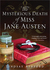 The Mysterious Death of Miss Jane Austen by Lindsay Ashford