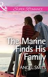 The Marine Finds His Family (Mills & Boon Superromance) (A Chair at the Hawkins Table - Book 2)