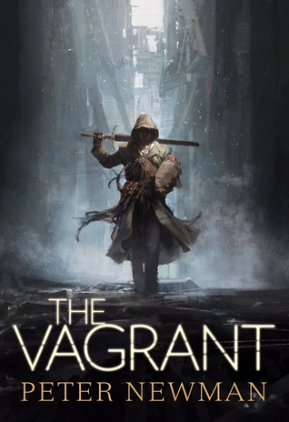 The Vagrant (The Vagrant #1) - Peter Newman