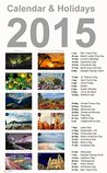 Calender & Holiday 2015