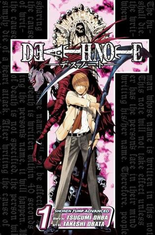 Death Note, Vol. 1 by Tsugumi Ohba