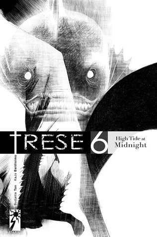 High Tide at Midnight (Trese, # 6)