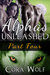 Alphas Unleashed by Cora Wolf
