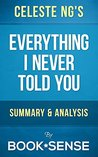 Everything I Never Told You: A Novel by Celeste Ng   Summary & Analysis