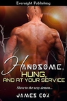 Handsome, Hung, and At Your Service (Handsome Heroes, #8)