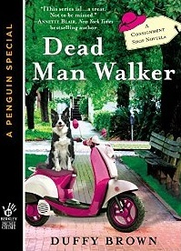 Dead Man Walker (A Consignment Shop Mystery)