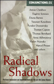 Conjunctions #31: Radical Shadows