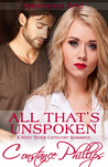 All That's Unspoken (SunnyDale Days, #1)