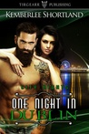 One Night in Dublin, (City Nights, Book #9)