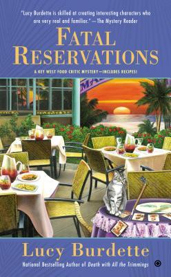 Fatal Reservations (Key West Food Critic Mystery, #6)