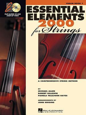 Essential Elements 2000 for Strings Plus DVD by David M. Brewster