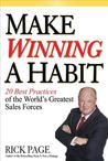 Make Winning a Habit: 20 Best Practices of the World's Greatest Sales Forces