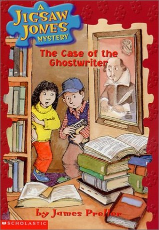 The Case of the Ghostwriter by James Preller