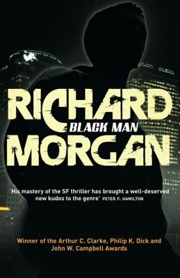 Black Man by Richard K. Morgan