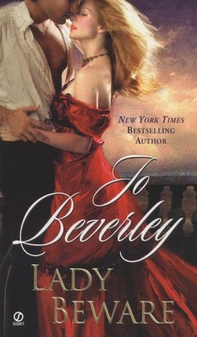Lady Beware by Jo Beverley