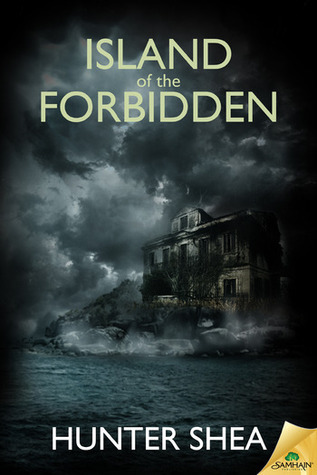 Island of the Forbidden by Hunter Shea