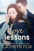 Love Lessons by Cathryn Fox
