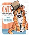 Louis Wain Illustrated Cats Boxed Cards
