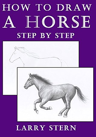 how to draw a horse book