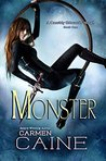 Monster (Cassidy Edwards, #1)